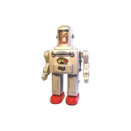 ROBOT PLATEADO II
