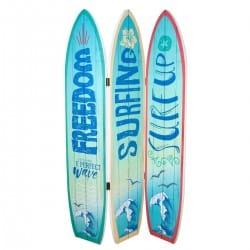 PARABAN TABLA SURF 120X2.50X180 CM.