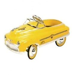COCHE PEDALES COMET TAXI