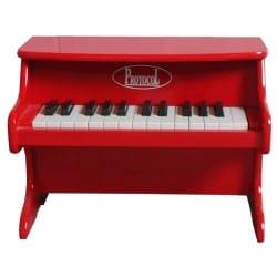 PIANO PEQUEÑO ROJO