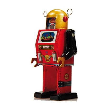 ROBOT TV SPACEMAN