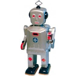 ROBOT CHISPEANTE MIKE