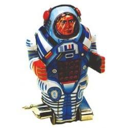 ROBOT-ASTRONAUTA PANTALLA ROJA