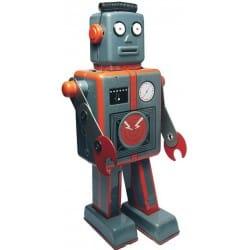 ROBOT MUELLE CABEZA GRANDE