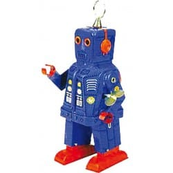 SPACE ROBOT AZUL