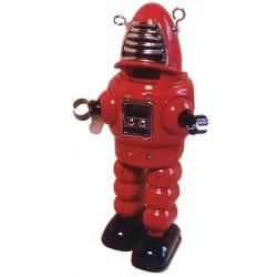 ROBOT ROBBY ROJO