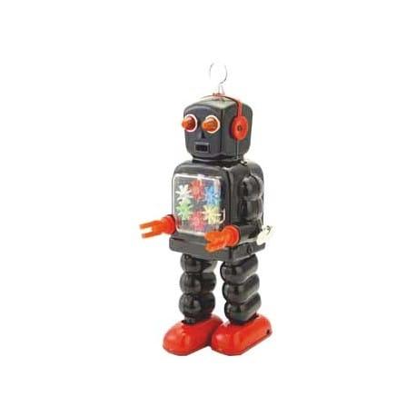 ROBOT CHISPAS NEGRO
