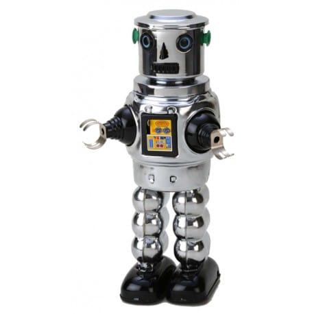 ROBOT CROMADO