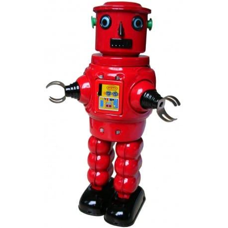 ROBOT VERMELL S502A