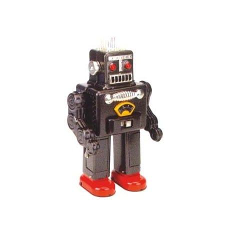 ROBOT SMOKING NEGRO