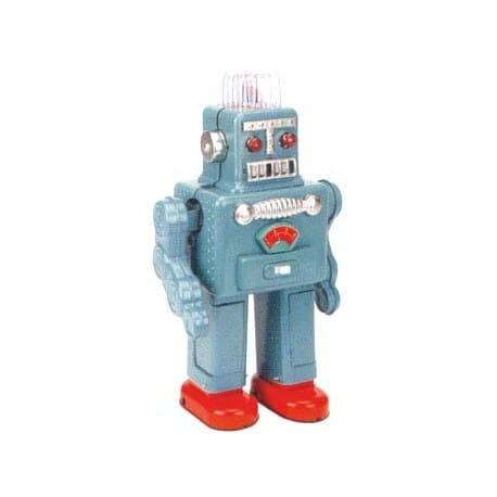 ROBOT SMOKING VERDE