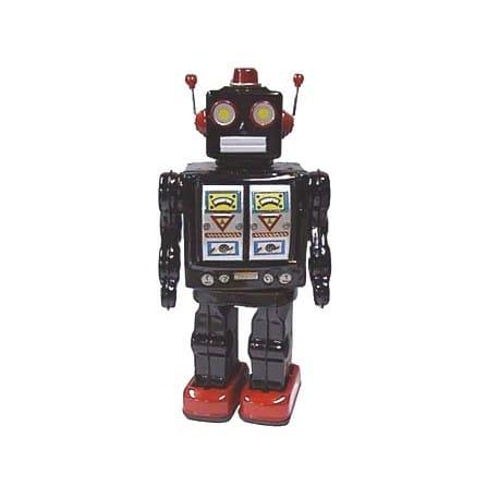 ROBOT GRANDE CHINA NEGRO