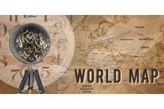 World map, una tendencia a la que no te podrás resistir.