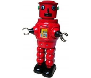 Robots hojalata