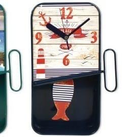 Reloj Lata Sardinas Faro